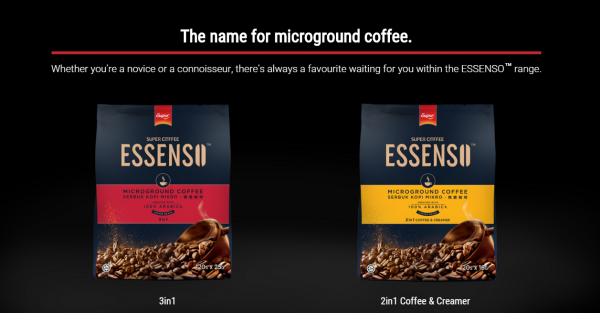 Free Essenso Microground Coffee Sample Giveaway!