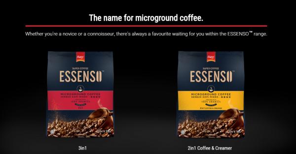 Free Essenso Microground Coffee Sample Giveaway!