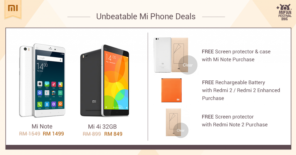 Mi Phone Deals
