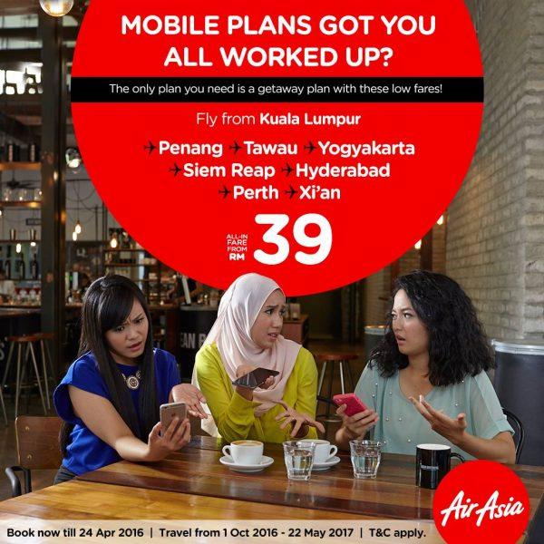 AirAsiaRMAll in faresPromotion