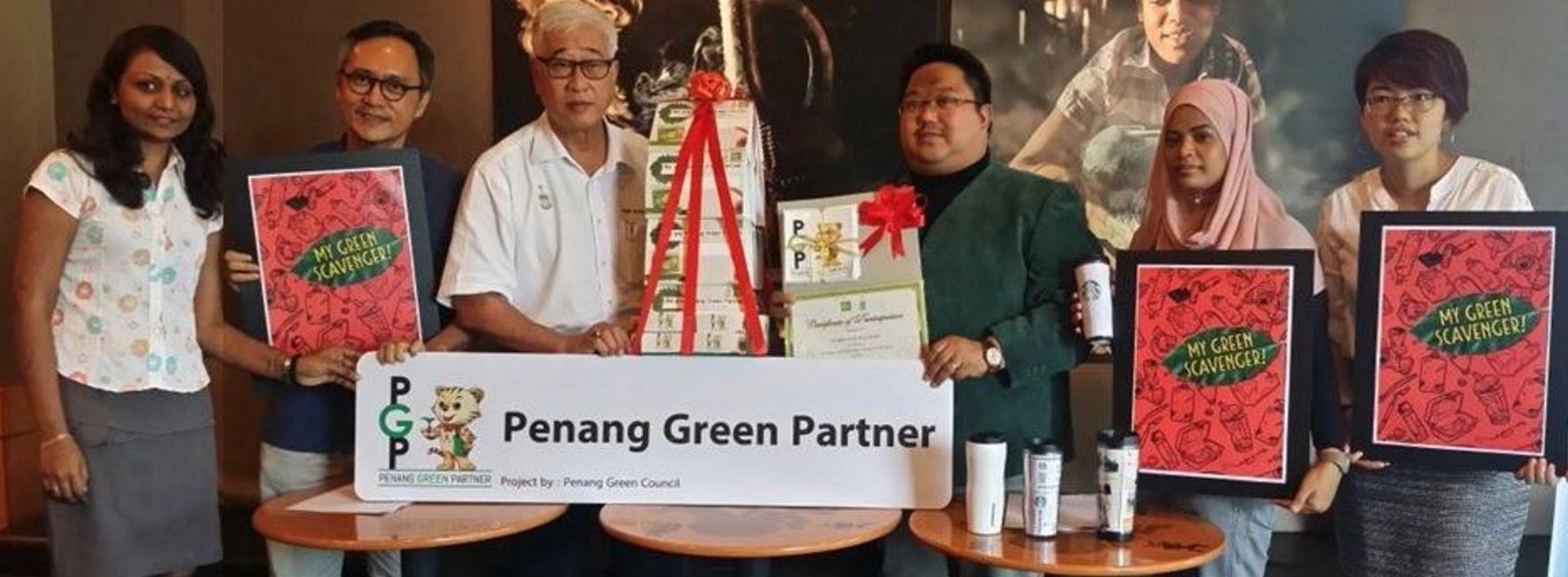 Starbucks Buy One Free One at Penang