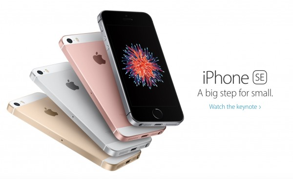 Apple Announce the price of iPhone SE in Malaysia