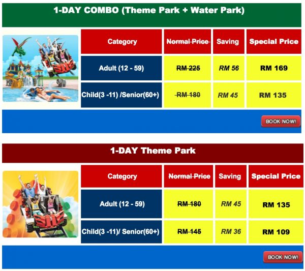 LEGOLAND 25% OFF Mid Year Sale Promotion 2016