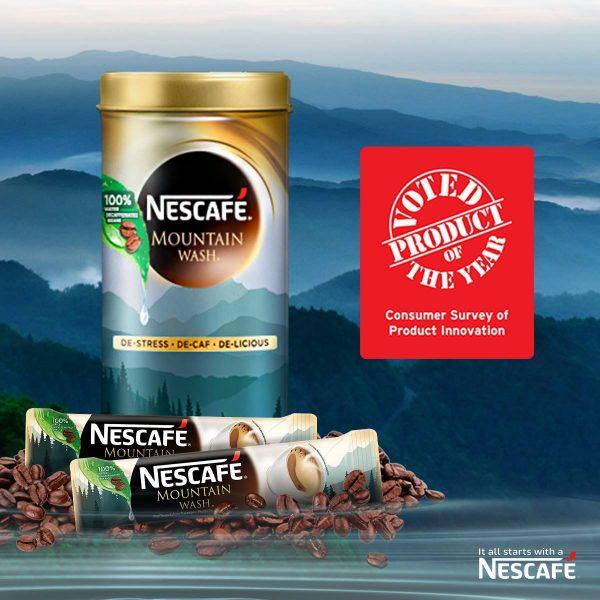 FREE Sample - NESCAFE Mountain Wash