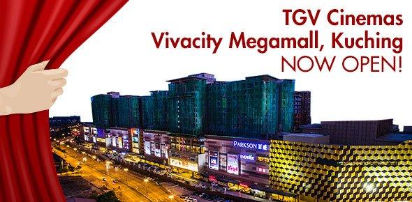 TGV Vivacity Megamall Grand Opening Promotion