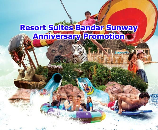Resort Suites Bandar Sunway