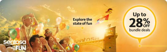 Sentosa Promotion for Maybank Card Users