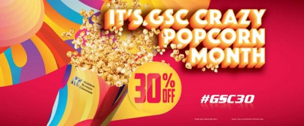 GSC Popcorn
