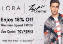 Zalora Promotion from TGV