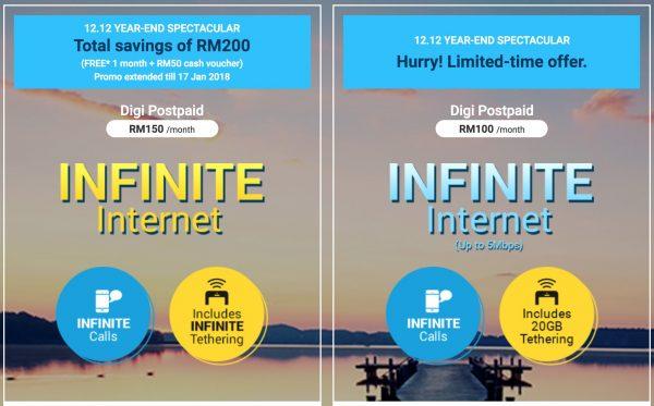 Digi unlimited internet plan