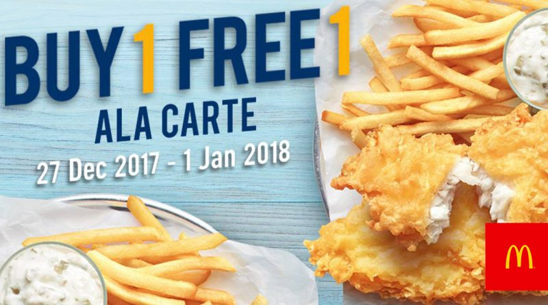 McD Fish & Fries
