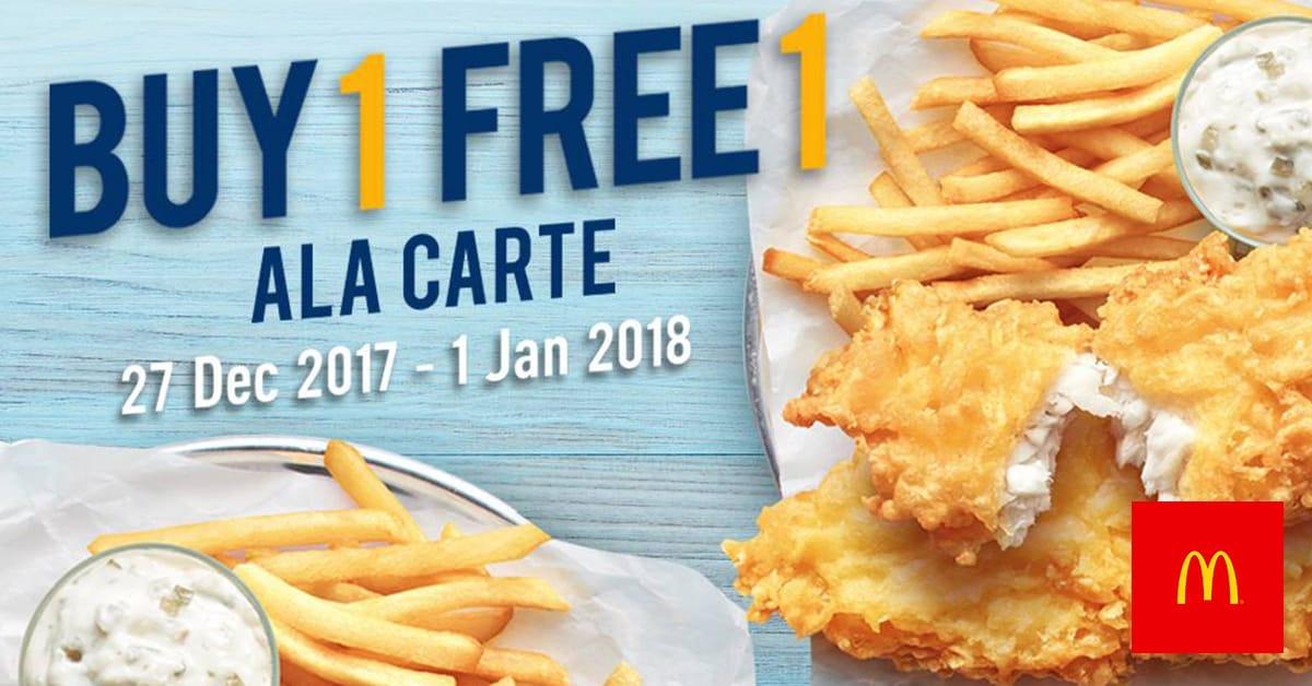 McD Fish & Fries