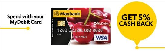 maybank cashback