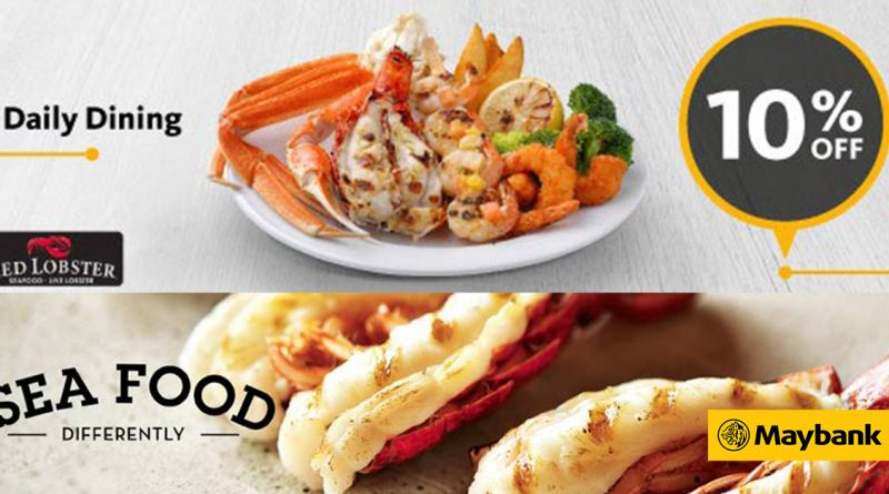 Red Lobster promotion