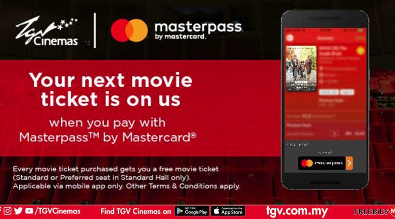 FREE TGV movie ticket