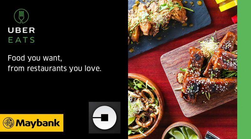 Get Uber & Uber Eats Promo code with American Express - Freebies MY