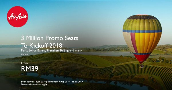 AirAsia Promo Seats