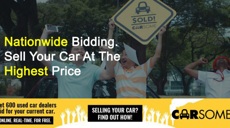 sell car at highest price