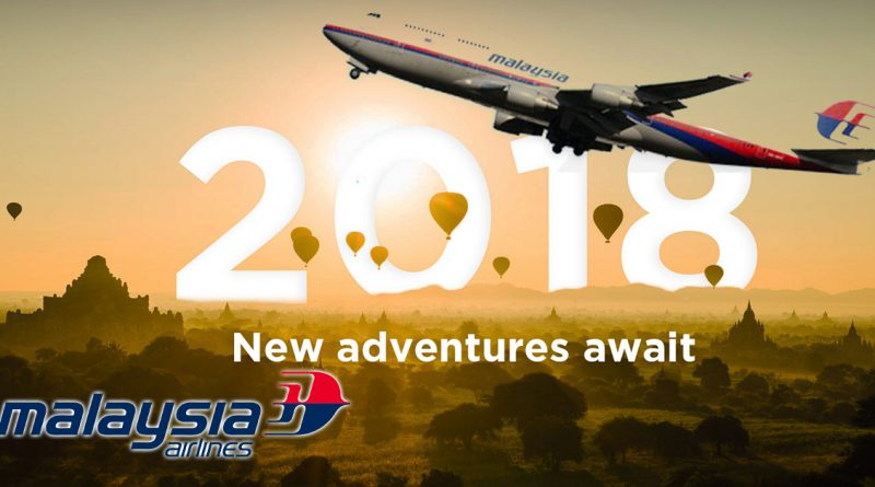 Malaysia Airlines Promotion 2018