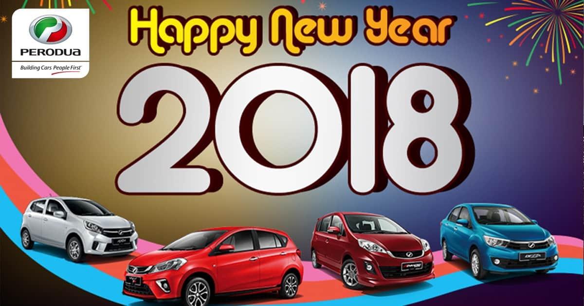 Perodua Promotion