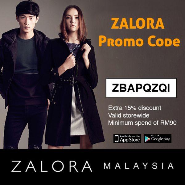 zalora promo code 2018