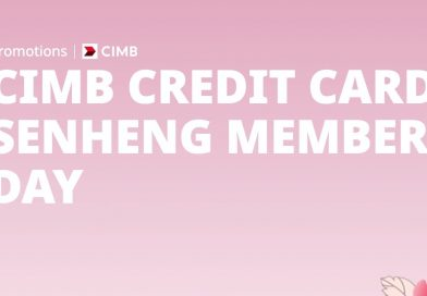 CIMB Credit Card – Senheng Members' DAY